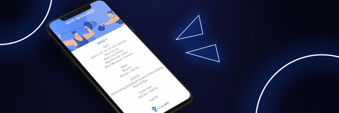Conheça 5 funcionalidades do novo App Tecnofit Box