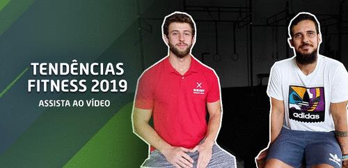 Tendências Fitness 2019, você sabe quais são? Confira o vídeo!