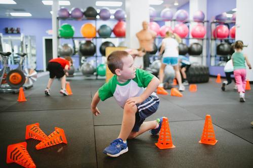 Treinamento funcional é coisa de criança?